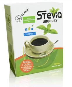 Stevia - Caja de sachets
