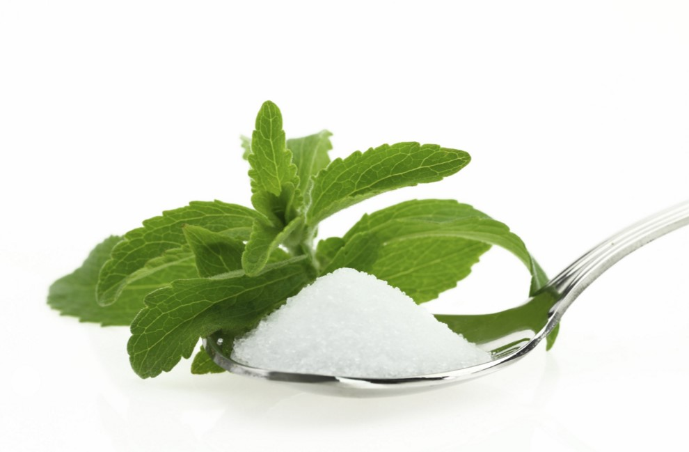 Endulzante natural Stevia