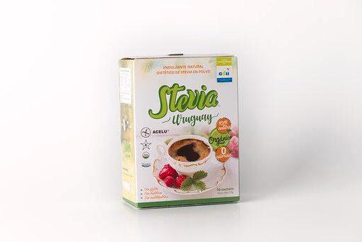 Stevia – Endulzante Natural Dietetico