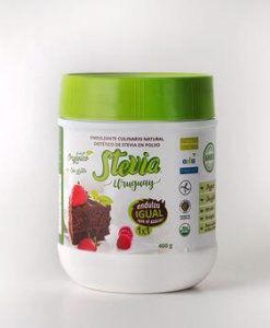 Stevia 1 a 1 - Pote de 400g